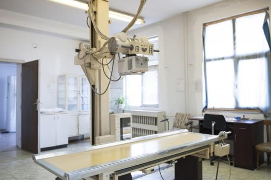 Рентгенов кабинет МБАЛ Варна (снимка)